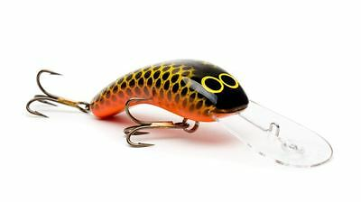 Oar-Gee Lure 75mm Plow, Colour BC, Freshwater Fishing, Bream Fishing,Oargee Lure