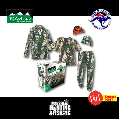 Ridgeline Little Critters Hunting Pack BUFFALO CAMO, Kids Hunting Clothing,
