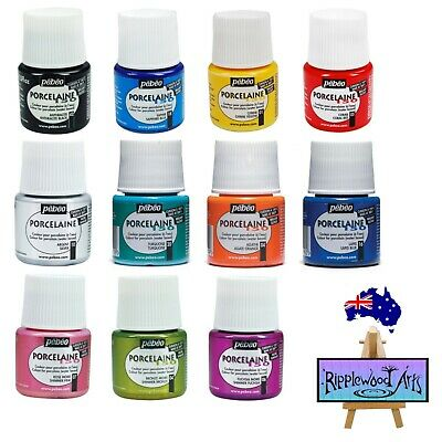 Pebeo PORCELAINE 150 - Ceramic, Glass, Pottery Paints  -  1 x 45ml Bottle
