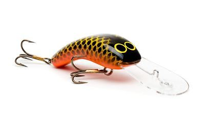 Oar-Gee Lure 60mm Plow 5mt, Colour BC, Oargee Lure, Freshwater Fishing,
