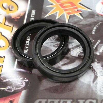 Front Fork Oil Seal Set Motorcycle Seals For Kawasaki Ninja ZX6R 2005-2008 07 06