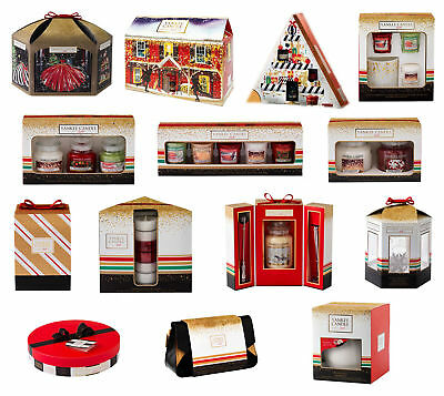 Yankee Candle Q4 Christmas Gift Sets - Includes 2016 Holiday Party Collection