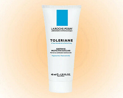 La Roche Posay Soothing Protective Skincare 1.35 OZ.-No Fragrance or Paraben NEW