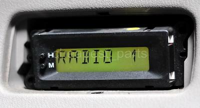 Land Rover Freelander 8 pin - wide screen - green clock YFB100380 / XQH100100