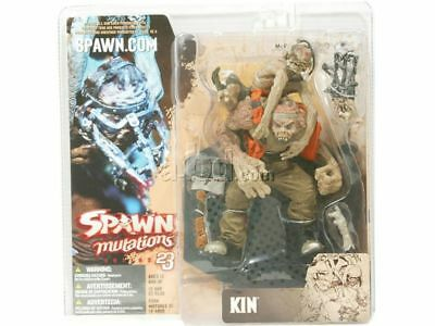 Action Figure Spawn Kin