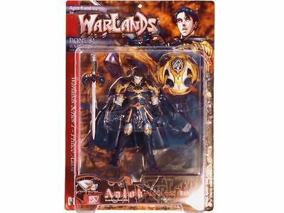 Action Figure Warlands Aalok