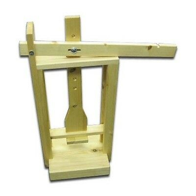 Wooden (Deal) Cheese Press for cheesemaking, +FREE SHIPPING, +FREE recipe ebook.
