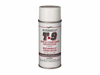 Boeshield T9 Bike Lube T-9 Aerosol Spray Mtb Lubricant Waterproof Wax 4Oz Chain