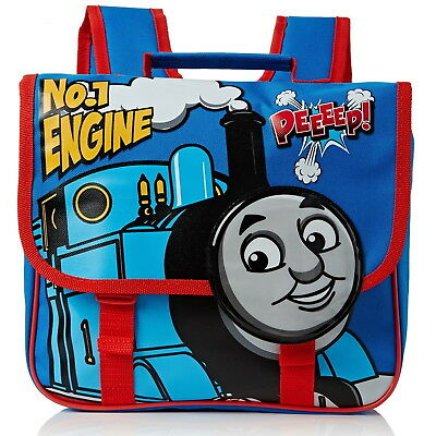 NEW OFFICIAL Thomas the Tank Engine & Friends Kids Backpack Satchel School Bag