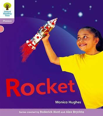 NEW - ROCKET (Floppy's Phonics) LEVEL 1 (OXFORD READING TREE)  Stage 1