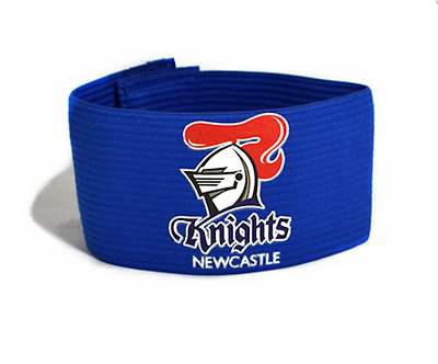 Newcastle Knights NRL Supporters Arm Band