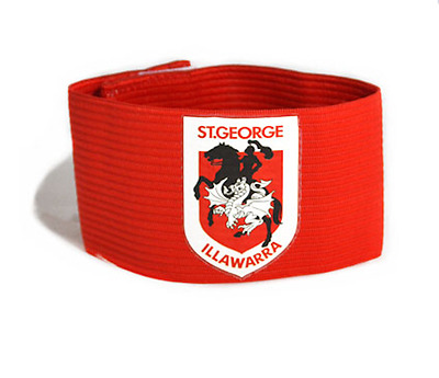 St George Dragons NRL Supporters Arm Band