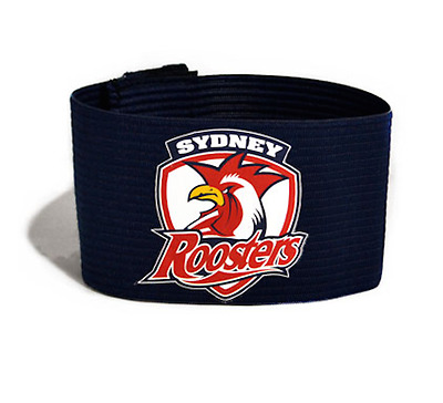 Sydney Roosters NRL Supporters Arm Band