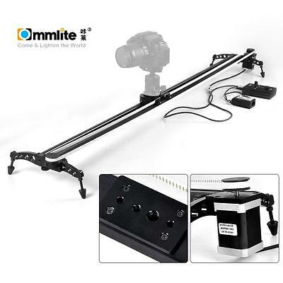 Camera Slider Track Video Stabilizers Movie Time Lapse Electronic Motorized 01HK