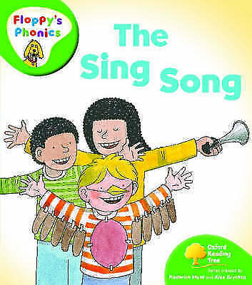 NEW - the SING SONG (Floppy's Phonics) LEVEL 2 (OXFORD READING TREE)  Stage 2