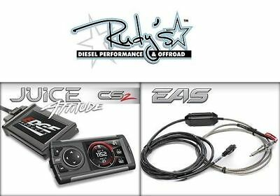 EDGE JUICE W/ Attitude CS2 31401 & EGT Probe For 01-02 Dodge