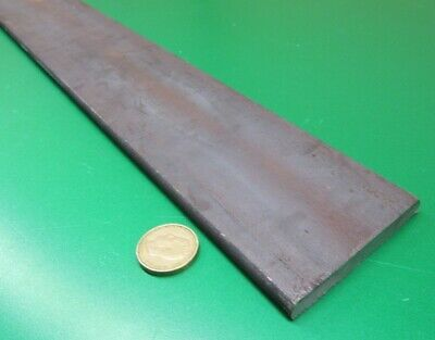 "5160 Spring Steel (Knife, Blade) Bar .323"" (+/-.006"") Thick x 3"" Wide x 72"""