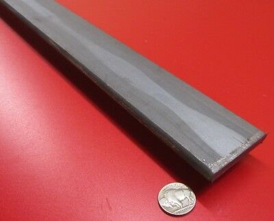 "5160 Spring Steel (Knife, Blade) Bar .360"" (+/-.006"") Thick x 2.0"" Wide x 72"""