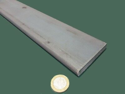 "5160 Spring Steel (Knife, Blade) Bar .375"" (+/-.006"") Thick x 3"" Wide x 72"""