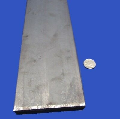 "5160 Spring Steel (Knife, Blade) Bar .375"" (+/-.006"") Thick x 4"" Wide x 72"""