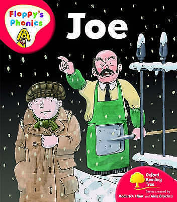NEW  - JOE  (Floppy's Phonics) LEVEL 4 (OXFORD READING TREE )