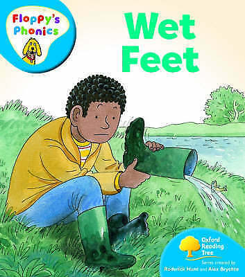 NEW -  WET FEET (Floppy's Phonics) LEVEL 3 (OXFORD READING TREE )