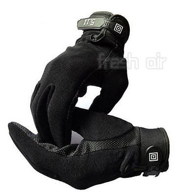 New Full Finger Motorcycle Bike Military Tactical Airsoft Hunting Riding Gloves