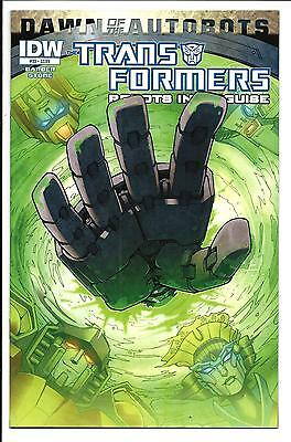 Transformers: Robots In Disguise # 33 (Sept 2014), Nm New