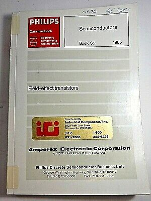 Philips Semiconductors Book S5 1985 Field-Effect Transistor Data Handbook