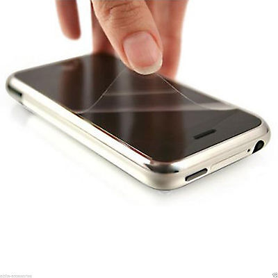 Crystal Clear Flim Guard LCD Screen Protector For Apple, HTC, Samsung, Nokia, BB
