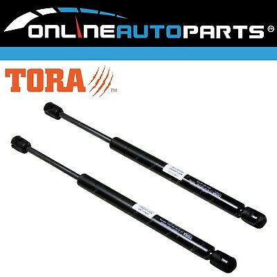 Boot Gas Stay Struts fit Holden Commodore Sedan VT VX VY VZ without Rear Spoiler