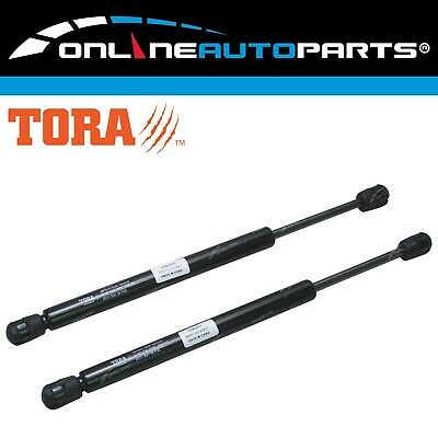 2 Gas Stay Boot Struts for WH WK WL Statesman Caprice 1999-2007 without Spoiler