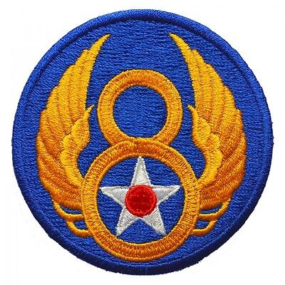 Ecusson / Patch - 8th USAAF (United States Army Air Force)