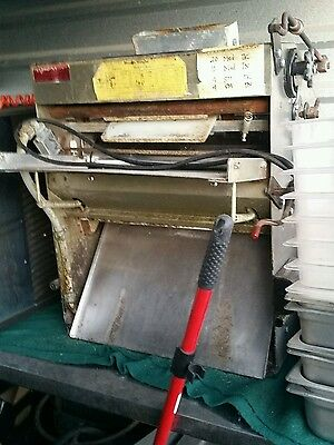 Acme Dough Roller Bench  Commercial Pizza Sheeter Bread NSF