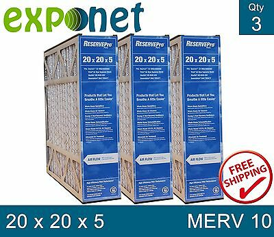 GeneralAire # 4531 ReservePro MAC 2020 20x20x5 Media filter Package of 3