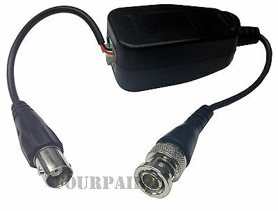 Coaxial Cable BNC DSC-GL001 CCTV Video Ground Loop Isolator