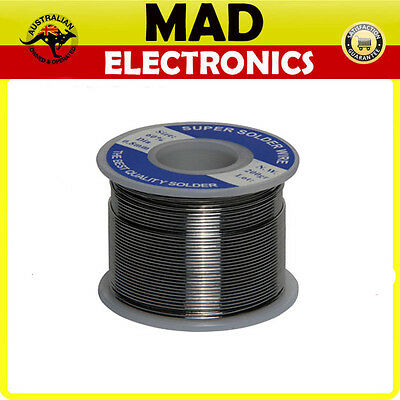 0.8mm 200gm Roll 60/40 Leaded Solder Resin core 60% tin 40% lead