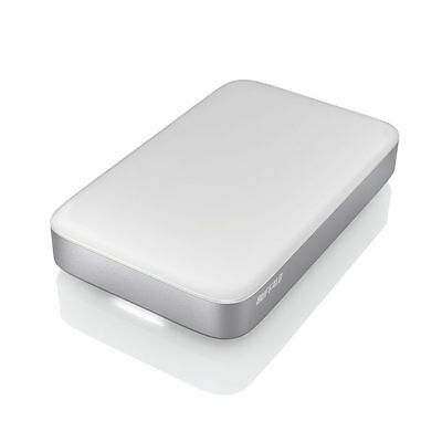 BUFFALO MiniStation HD-PA2.0TU3 2TB/Thunderbolt/USB 3.0 Portable HDD
