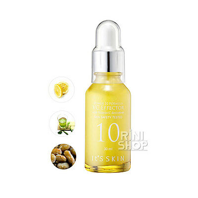 [It's SKIN] Power 10 Formula VC Effector Whitening Ampoule Essence 30ml rinishop