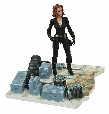 "Marvel Select Actionfigur: Black Widow (Filmversion zu ""Avengers 2"")"