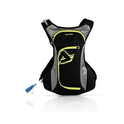 ACERBIS AQUA Drink Back Pack  ENDURO MOTOCROSS CYCLING PACK BAG HYDRO