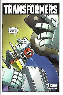 Transformers # 44 (Idw, Aug 2015), Nm New