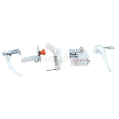 32 Set Domestic Sewing Machines Presser Foot Feet For Janome Brother Singer