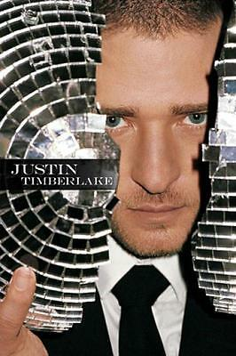 Justin Timberlake : Mirrorball - Maxi Poster 61cm x 91.5cm new and sealed