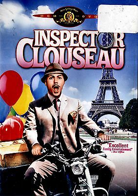BRAND NEW DVD // Inspector Clouseau //ALAN ARKIN // CLASSIC FAMILY ENTERTAINMENT
