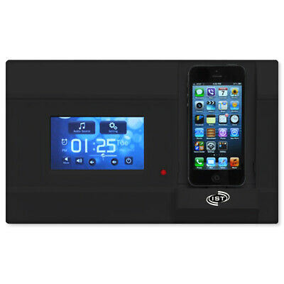 IST In-Wall Stereo System, Black (I600) Listen to music throughout your home!