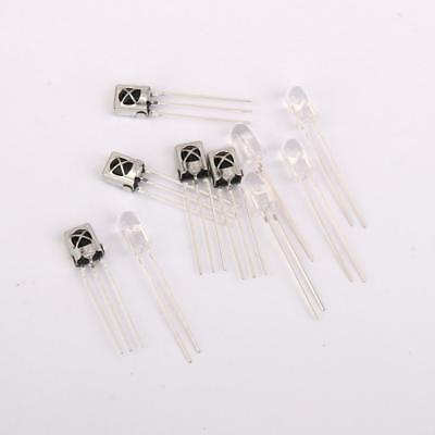 5 Pairs Universal LED IR Infrared Emitter Emission and Receiver Diode DIY