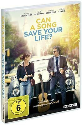 Can A Song Save Your Life?  DVD NEU