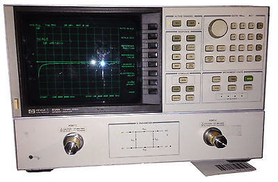 HP 8720A  20 GHz NETWORK ANALYZER