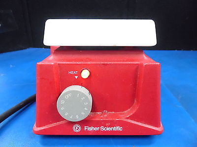 Fisher Scientific Laboratory Hot Plate S/N: 692920919321 120 V
